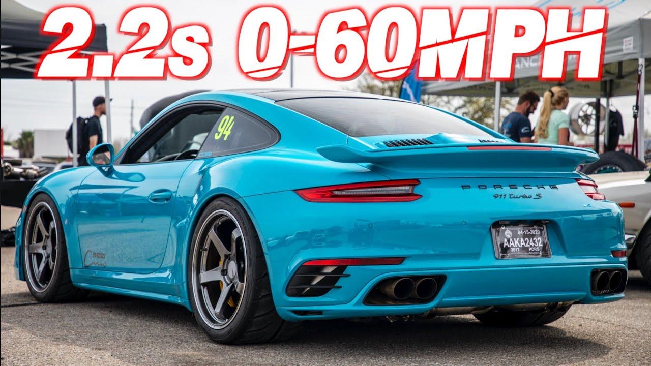 Cicio Porsche 911 Turbo S 900hp Beast Dragtimes Com Drag Racing Fast Cars Muscle Cars Blog
