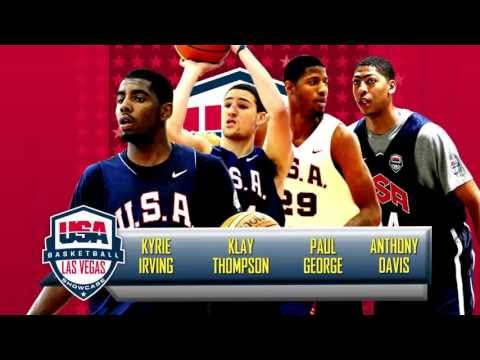 USA Basketball Showcase @ Thomas & Mack Center - July 25, 2013