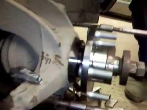 Подшипник передней ступицы ford focus 04-11/c-max 03-11