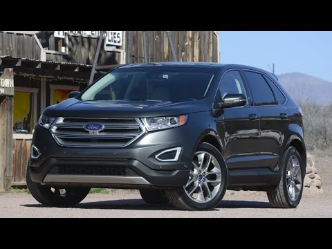 Ford Edge Engine Turbo  L I