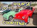 Bourse expo voitures anciennes à Courtenay 2017