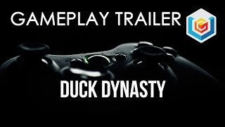 Duck Dynasty Gameplay Trailer Nintendo 3DS/PlayStation 4/PlayStation 3/Xbox One/Xbox 360/PC
