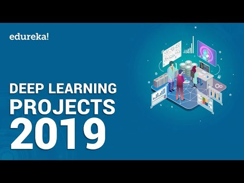 Top Deep Learning Projects | Artificial Intelligence Projects | Deep Learning Training | Edureka