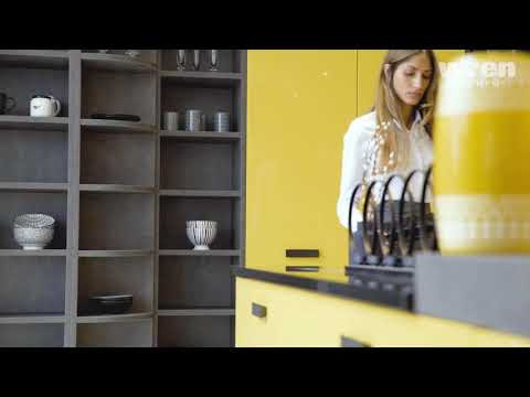 Make The Most Of Your Kitchen With Open Shelving Units | Wren Kitchens