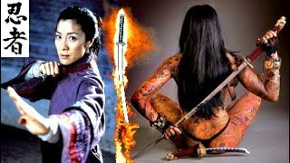 Top 6 Female MARTIAL ARTISTS In The World! ☯ | Most Deadly Kung Fu Masters & Dangerous Legends!