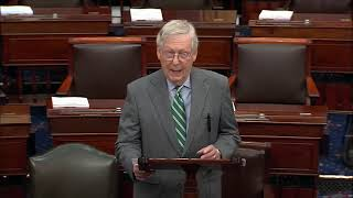 LAUGHING DEMS: Mitch McConnell BLASTS Democrats On Laughing About President Trump Impeachment