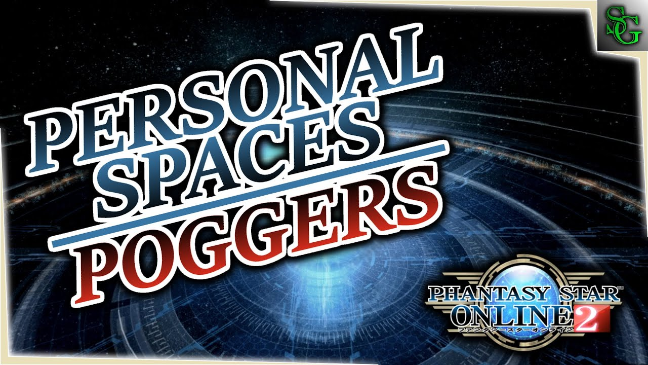 PSO2 - Personal Spaces aka Your Home - How to Expand, Add Rooms, Change Themes, Etc.
