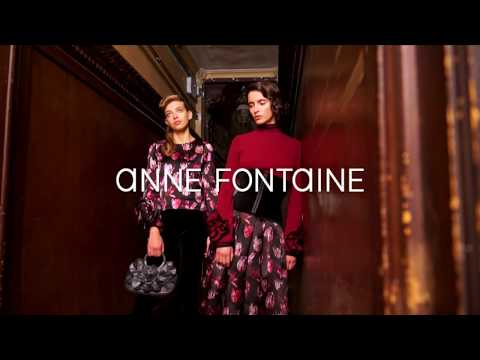 Anne Fontaine - Fall Winter 2017 - Collection