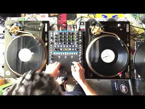 DJ Melo-D 7 O'Clock Menu Mix Episode 8 (All Vinyl Set)