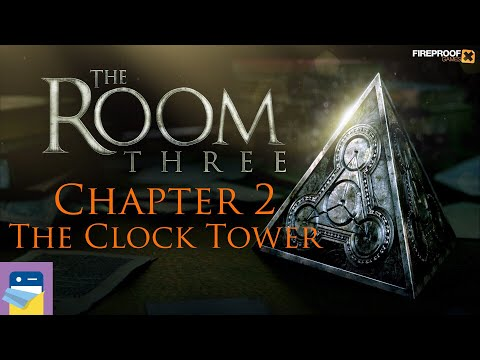 The Room Three (3): Chapter 2 COMPLETE Walkthrough The Clock Tower & iOS Gameplay (Fireproof Games)