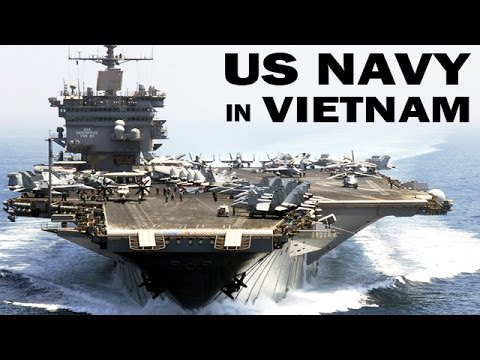US Navy in Vietnam | US Navy Documentary in Color | 1967