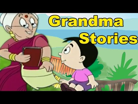Moral Stories - Dadimaa Ki Kahaniya - ददिमा की कहानियाँ - Animated Kids Short Stories