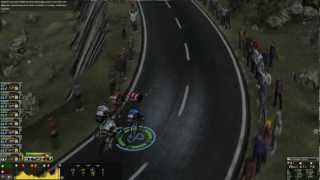 Pro cycling manager 2012 gameplay Commentary: Caldes-Passo dello Stelvio