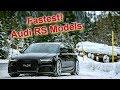 Ingolstadt Legends - Fastest Audi RS Models
