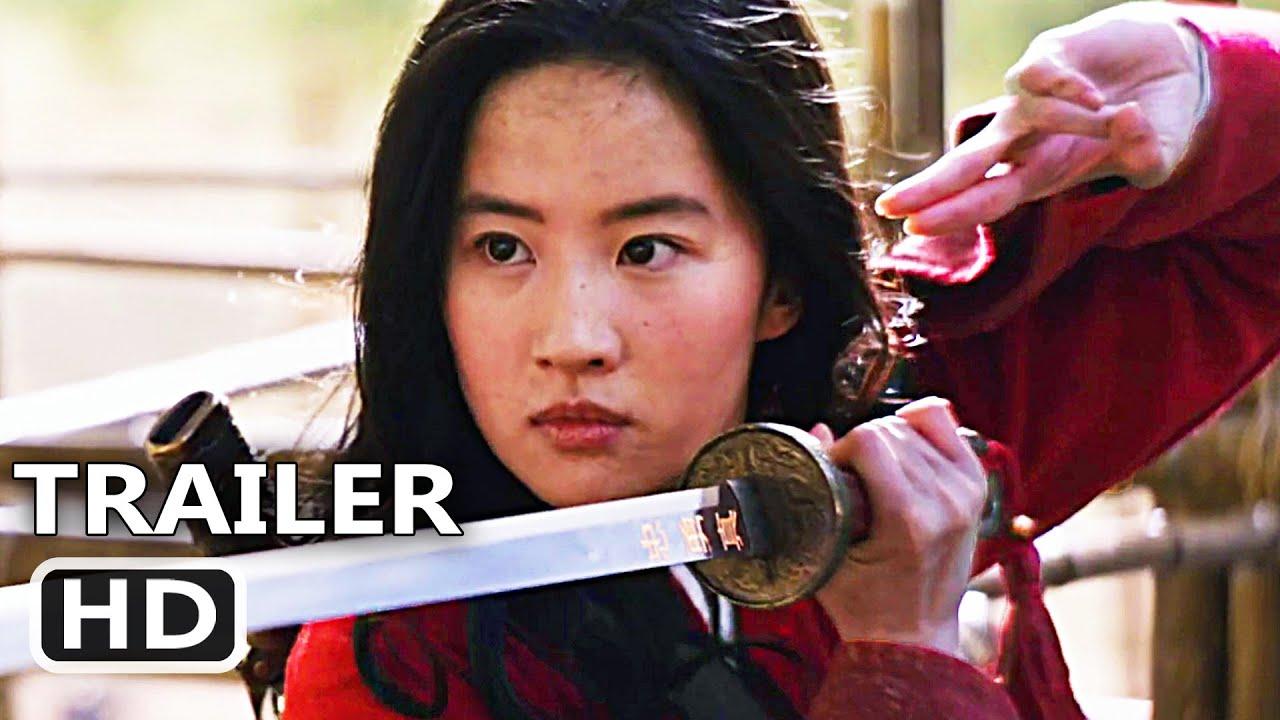 MULAN Final Trailer (New 2020) Disney + Movie HD