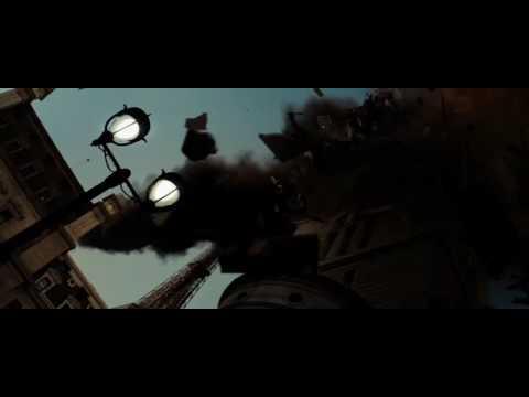 Transformers 2: Revenge of the Fallen - teaser trailer (HQ)