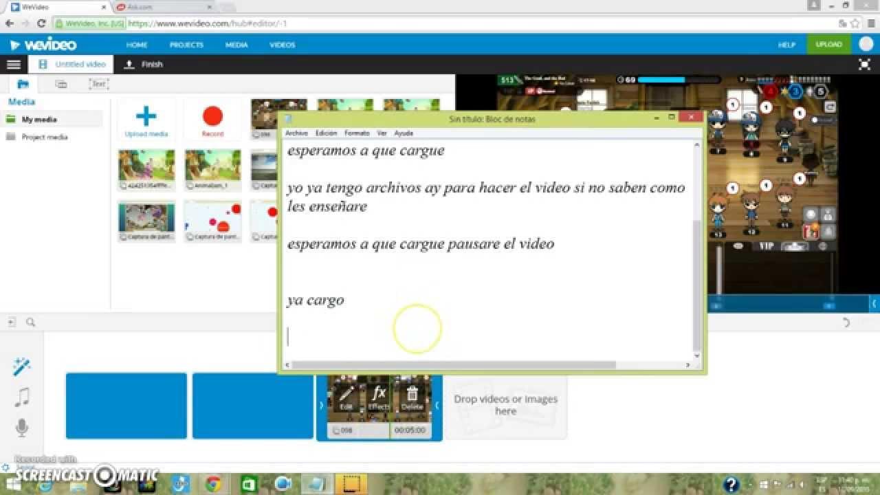 Editar videos con fotos online gratis 14