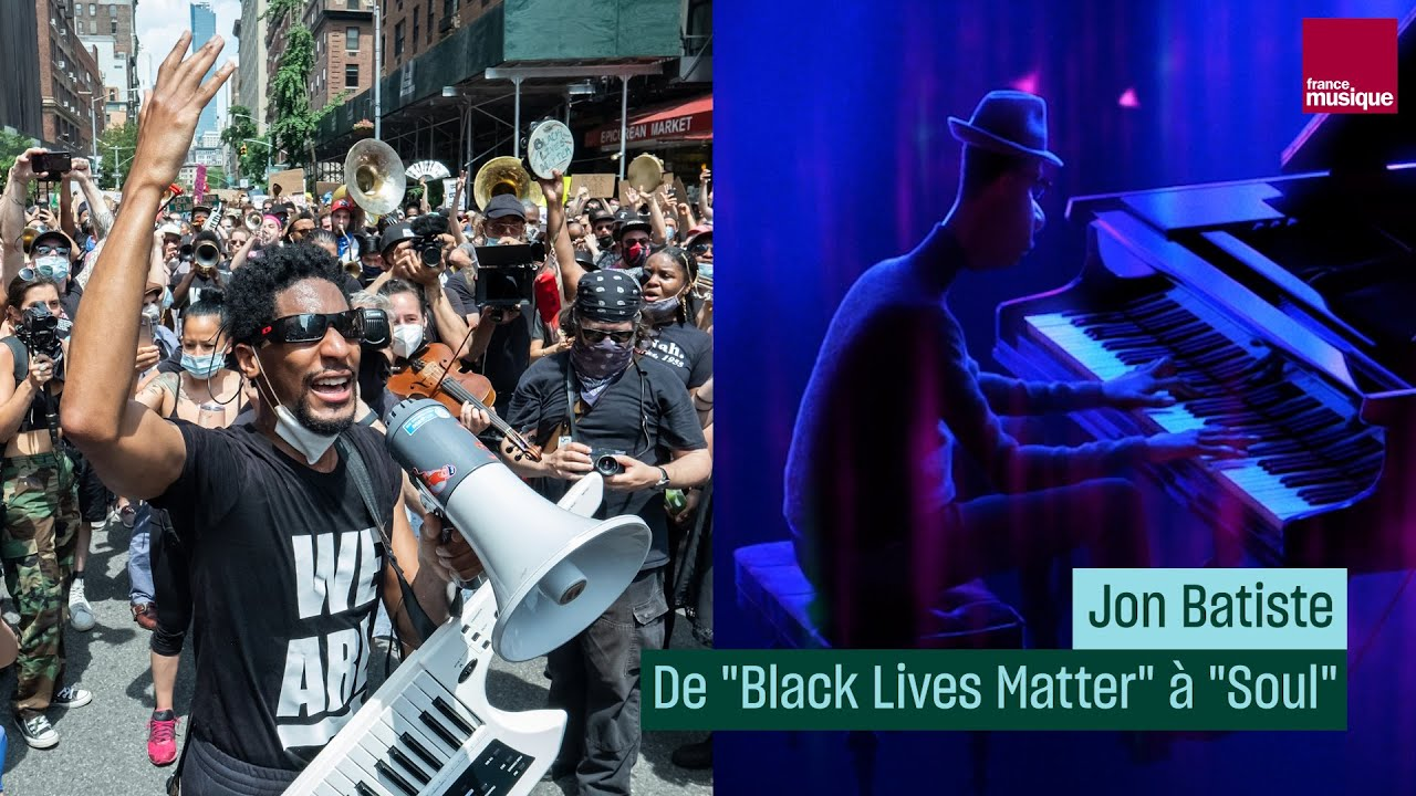 Jon Batiste, jazz-activiste - Culture Prime