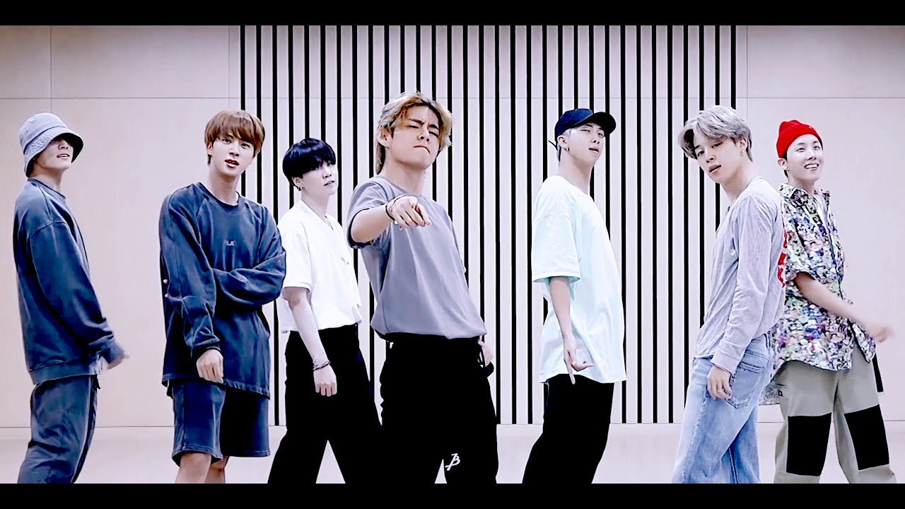 [CHOREOGRAPHY] BTS (방탄소년단) 'Dynamite' Dance Practice(MOVING VER.)(unofficial)