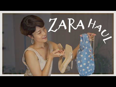 【後編】ZARA・ZOZOTOWN購入品/可愛すぎる新作アイテムGETしました/#ZARA #アラサーファッション