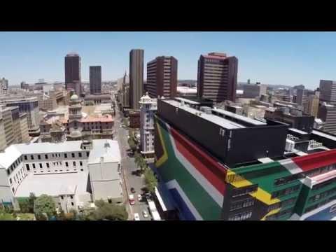 Business Destination Joburg Infrastructure Africa