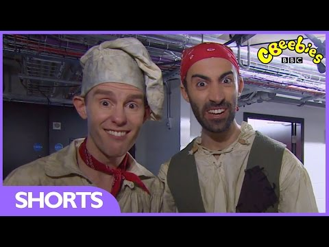 CBeebies: A Midsummer Night's Dream - Behind the Scenes with Cook and Line