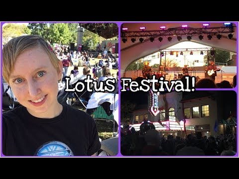 Lotus Festival 2017 Bloomington