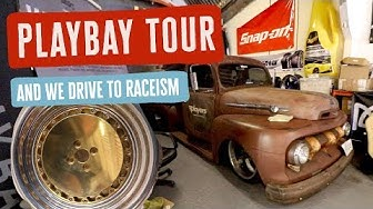 PLAYBAY Tour & drive to RACEISM! /025