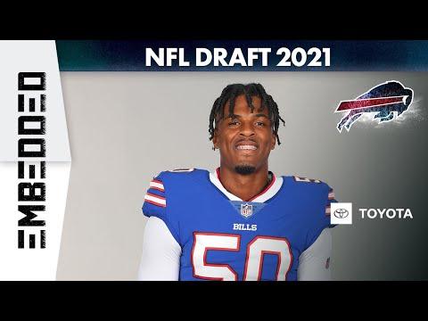 Bills: Embedded 2021: Finalizing the NFL Draft Picks of Greg Rousseau, Boogie Basham & More