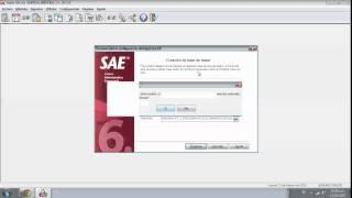 Curso Aspel SAE 6.0 Como Crear la Base de Datos