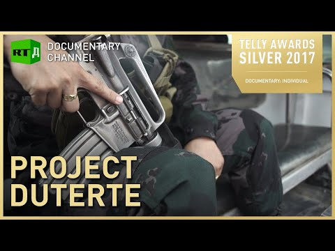 Project Duterte. Law enforcement or mass terror? The Philipp