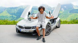 BMW i8 Roadtrip Mit 255 km/h 😎🙌🏽