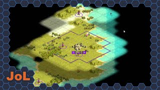 Civilization III Early Game Tutorial With Korea Turns 0-23