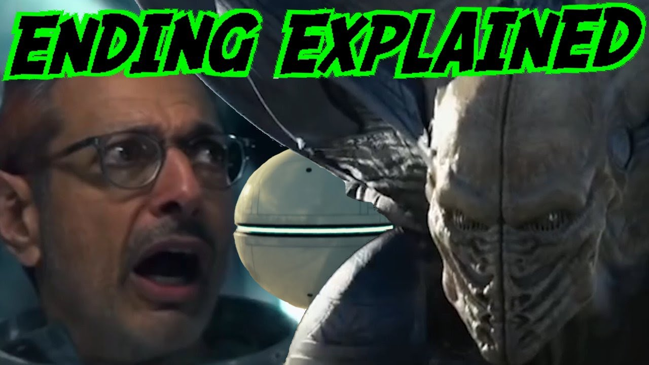 Independence Day 2 Resurgence Ending Explained Review Recap - Independence Day 3 - YouTube