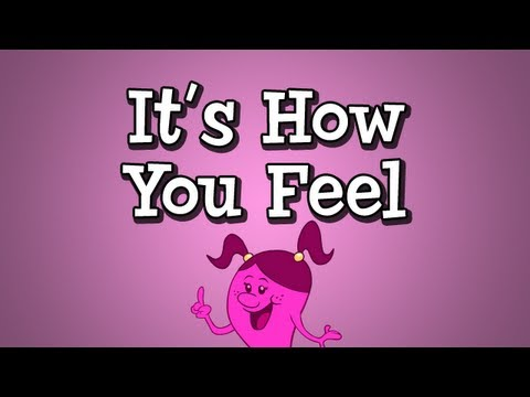 """Interjection Song from Grammaropolis - """"It's How You Feel"""""""