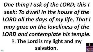 6 December 2019 Catholic Mass Daily Bible Reading