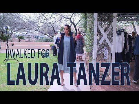 LIFE VLOG: FASHION SHOW FOR LAURA TANZER: TUCSON, ARIZONA YASSS I'M A RUNWAY MODEL   ARREM
