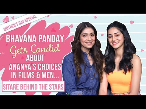 Sitare Behind The Stars | Ep. 1 - Ananya & Bhavana Panday | Mother's day special | Pinkvilla Mp3