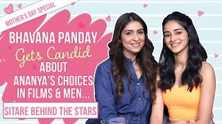 Sitare Behind The Stars | Ep. 1 - Ananya & Bhavana Panday | Mother's day special | Pinkvilla