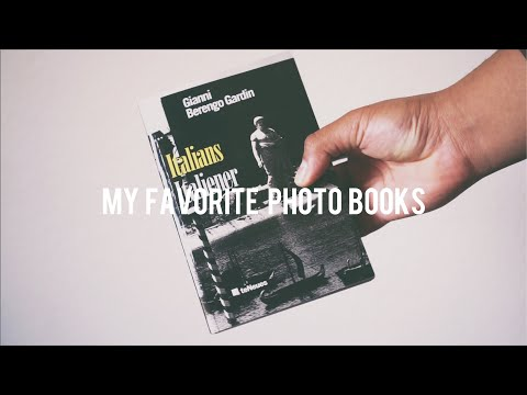 My Favorite Photo Books
