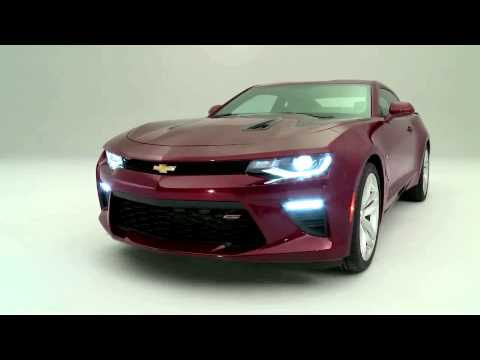 Nova Geração Do Camaro Ganha Motor V8 Mais Potente E Visual  Renovado