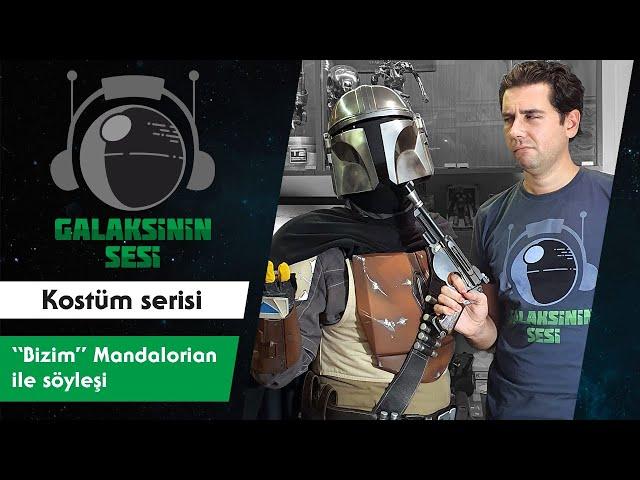 Kostüm serisi #1 - Emre Yaşar / Mandalorian