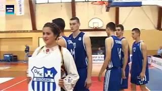 Svecano otvoren Kosarkaski turnir Gosa FOM 95 u hali OS Vuk Karadzic 21.9.2018