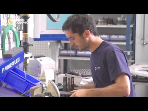 BUGATTI VEYRON   Masterpiece of engineering and pure speed   National Geographic Documentary