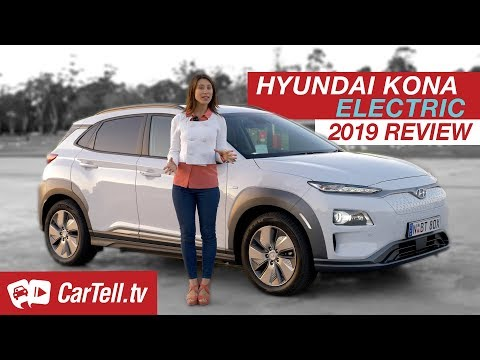 2019 Hyundai KONA Electric review | Australia