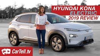 2019 Hyundai Kona Electric Review   Australia
