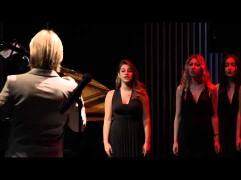 Eric Whitacre & Rezonans - Five Hebrew Love Songs