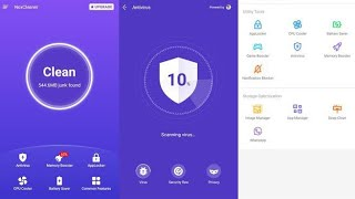 Nox Cleaner - Booster, Optimize,Cache Cleaner Android 2020 screenshot 2