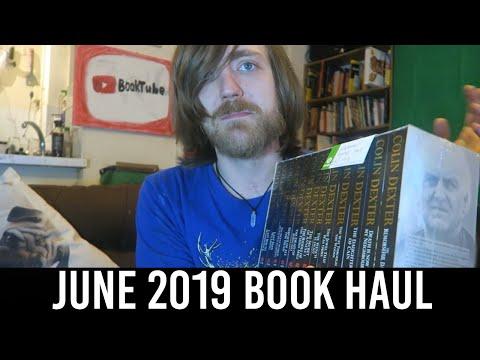 June 2019 Book Haul [40 BOOKS]