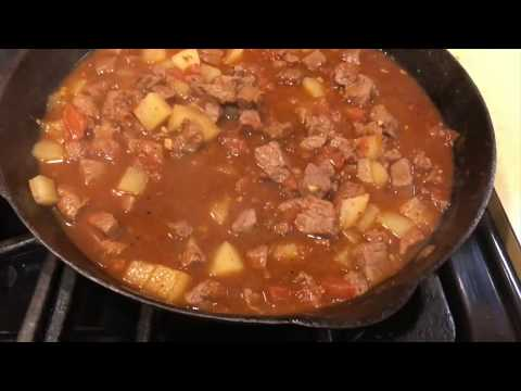 How To Make ⎮Carne Guisada Con Papas ⎮Beef Stew Meat With Potatoes ⎮Mexican Style Recipe